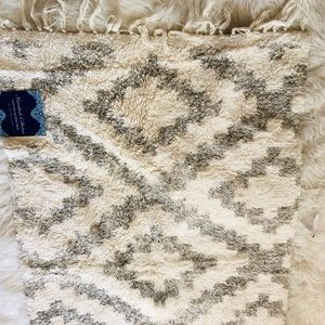 """MARRAKECH COLLECTION Cotton 30x50"""" Bath Rug"""